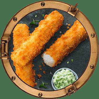 CHUNKY FISH FINGERS