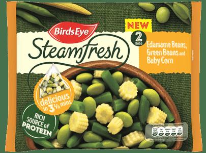 steamfresh edamame beans