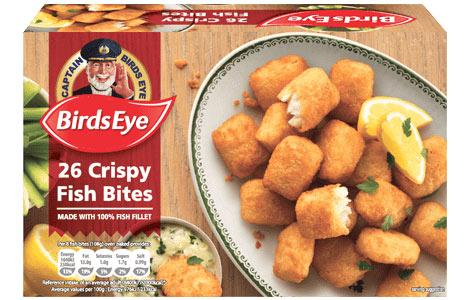 26 Crispy Fish Bites