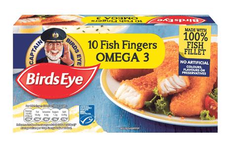 omega fishfingers
