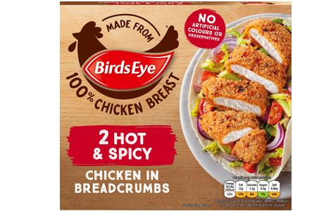 Hot & Spicy Crispy Chicken 2
