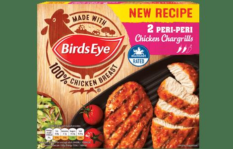 Birds Eye 2 Peri Peri Chicken Chargrills 174g
