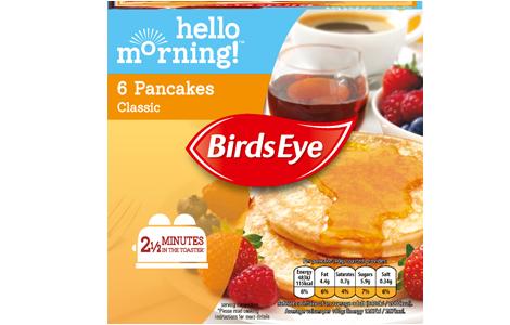 Birds Eye 6 Breakfast pancakes