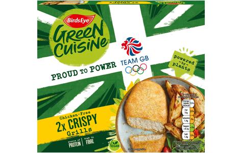 Birds Eye Green Cuisine 2 Chicken-Free Crispy Grills