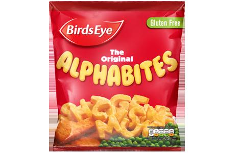 Birds Eye Alphabites