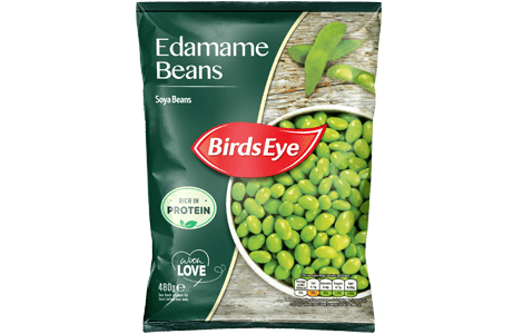 Birds Eye Edamame Beans 480g