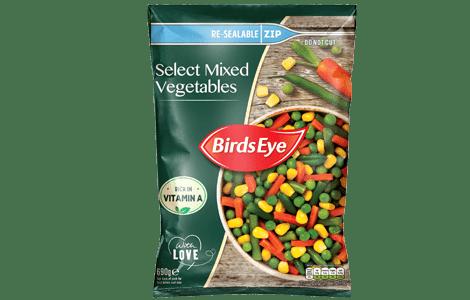 Select Mix Vegetables