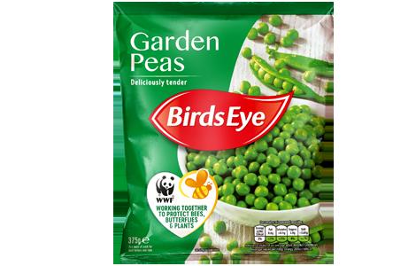 Garden Peas 375g WWF