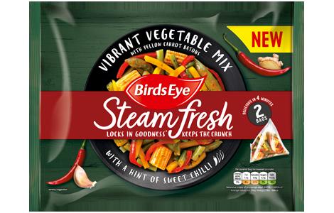 Steamfresh Vibrant Vegetable Mix