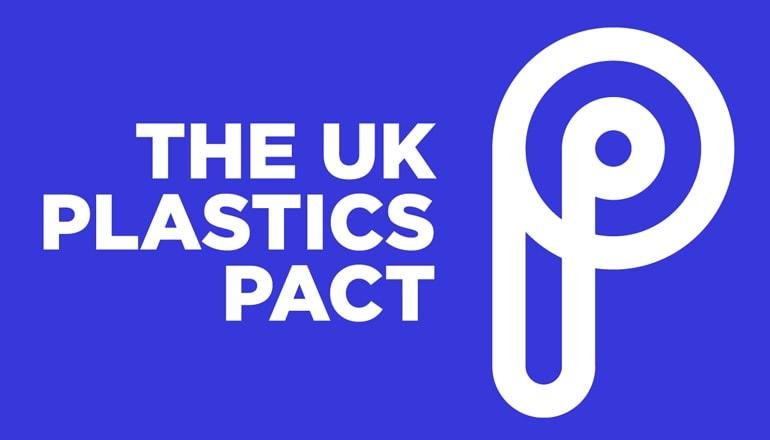 blue logo plastics pact