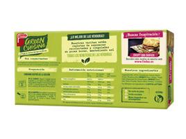 findus burger kale quinoa