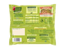 Green Cuisine veggie bowl de avena integral