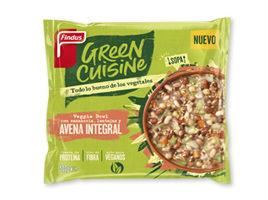 Veggie bowl con avena integral Green Cuisine Findus