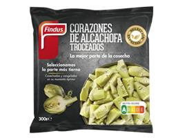 Nutriscore corazones alcachofas Findus