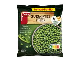 Guisantes finos Findus 1 Kilo