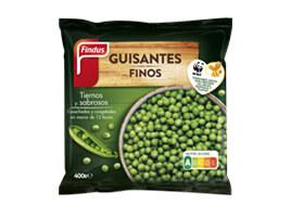 Guisantes finos Findus 400 g