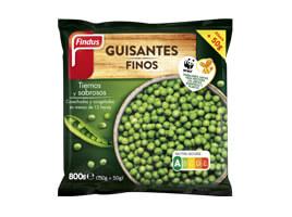 Guisantes finos Findus 800 g
