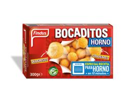 Bocaditos de patata Findus