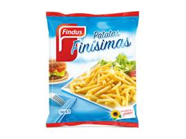Patatas finísimas Findus