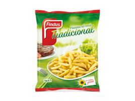 Patatas corte tradicional Findus