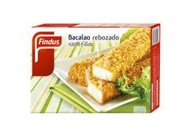 bacalao rebozado Findus