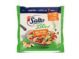 Findus Arroz integral con verduras y pollo 350 kcal