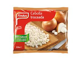 Cebolla troceada Findus