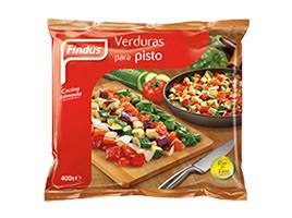 Verduras para pisto Findus