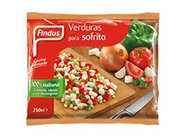 Verduras para sofrito Findus