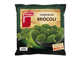 Brócoli Findus