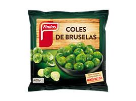 Coles de bruselas Findus