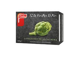 Corazones de alcachofa Findus