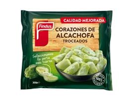 Corazones de alcachofa troceados Findus