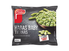 Habas baby Findus