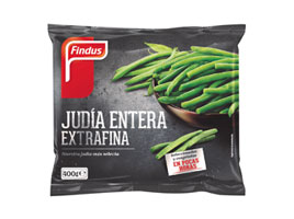 Judia entera extrafina Findus