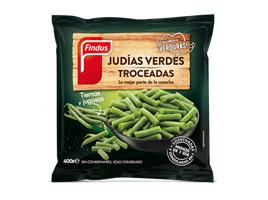 Judías verdes troceadas Findus