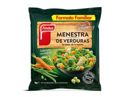 findus menestra de verduras