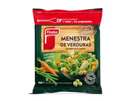 Menestra de verduras Findus