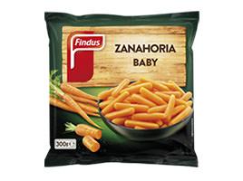 Zanahorias baby Findus