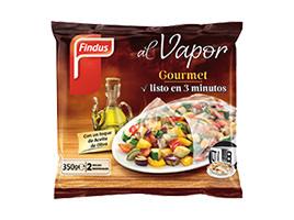 Verduras gourmet al vapor Findus