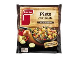 Pisto con tomate Findus