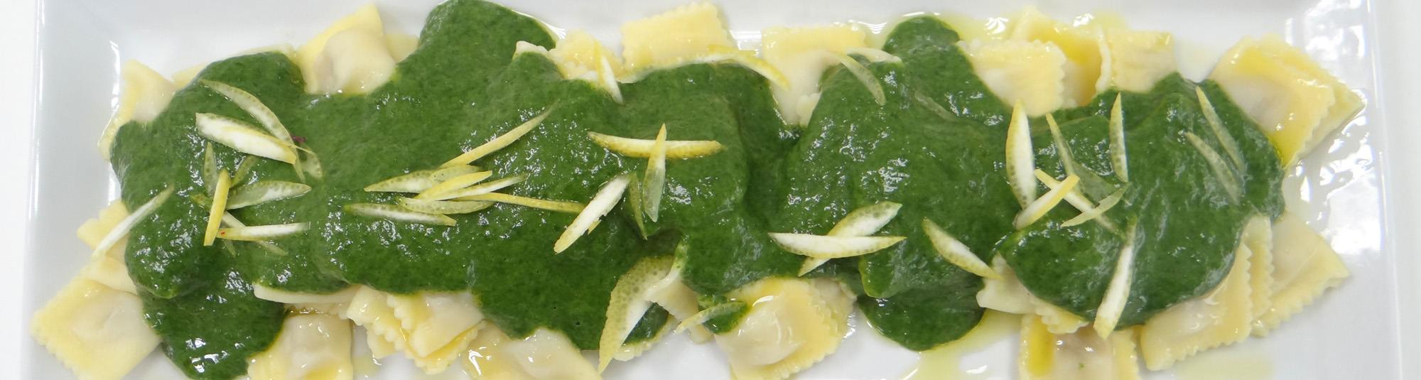 Raviolis con espinacas al limón Findus 1024 x 274