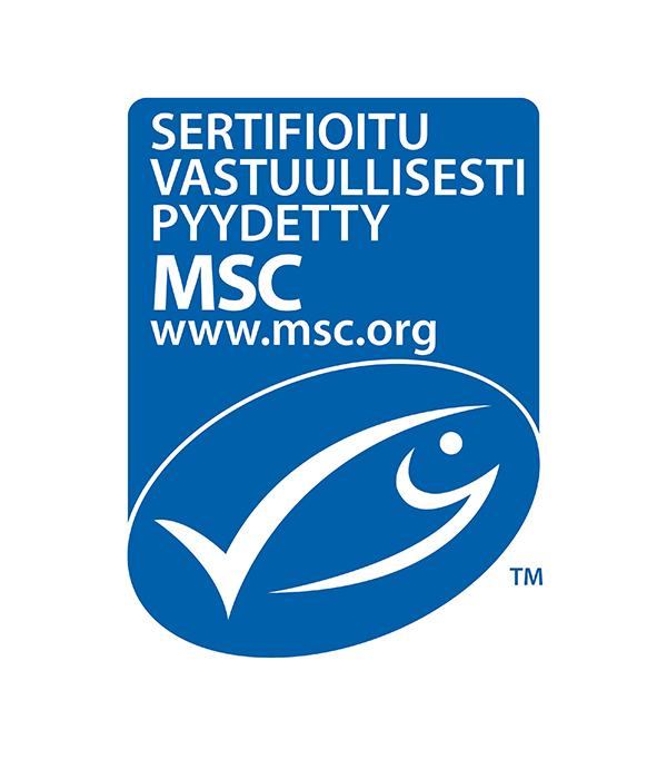 MSC-sertifioitu kala