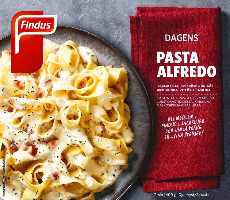 Dagens Pasta Alfredo