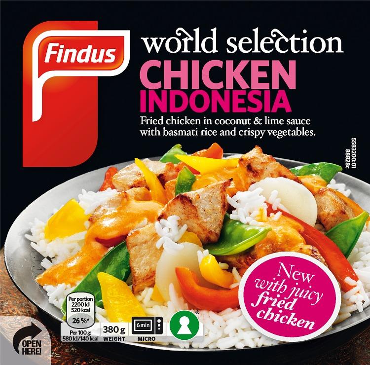 Chicken Indonesia