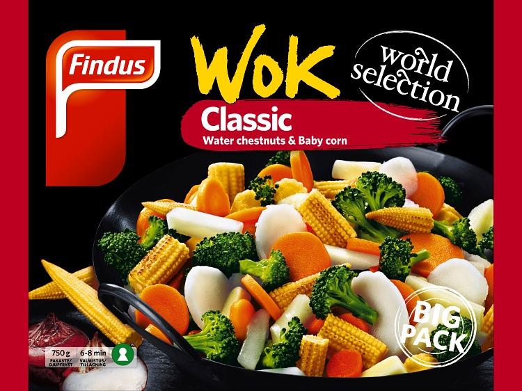 Wok Classic Big Pack wokkivihannekset