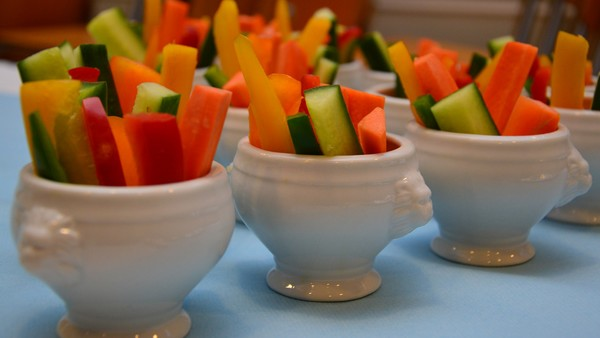 Quels légumes servir à l'apéritif ?