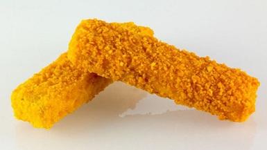Les bâtonnets de poisson pané et l'équilibre alimentaire