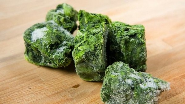 les légumes surgelés gardent ils leurs vitamines