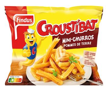 Croustibat Mini Churros